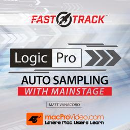Auto Sampling with MainStage