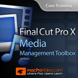 Media Management Toolbox