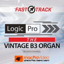 Vintage B3 Organ