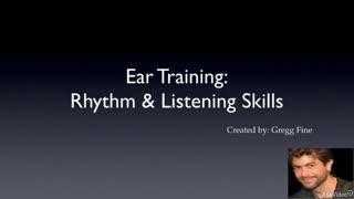 Rhythm & Listening Skills - Preview Video