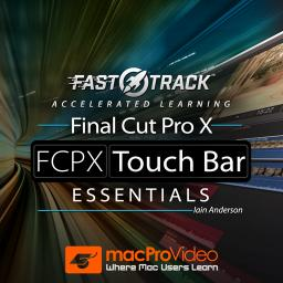 FCPX Touch Bar Essentials