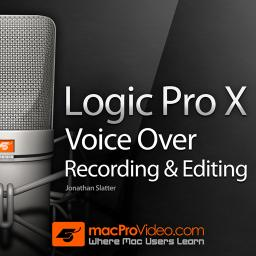 Voiceover Recording and Editing