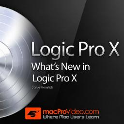 What's New In Logic Pro X 10.0